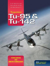 Omslag - Tupolev Tu-95 and Tu-142