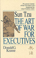 Art of War for Executives av Donald G. Krause og Sun Tzu (Heftet)