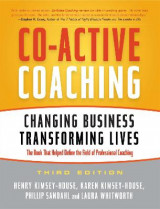 Omslag - Co-Active Coaching