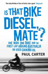 Omslag - Is That Bike Diesel, Mate?