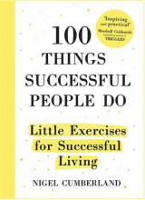 Omslag - 100 Things Successful People Do