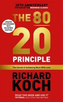 The 80/20 Principle av Richard Koch (Heftet)