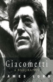 Giacometti av James Lord (Heftet)