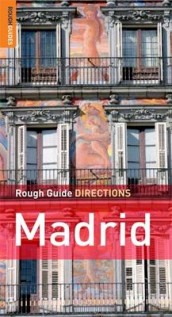 Rough Guide Directions Madrid av Simon Baskett (Heftet)