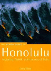 The rough guide to Honolulu av Greg Ward (Heftet)