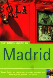 The rough guide to Madrid av Simon Baskett (Heftet)