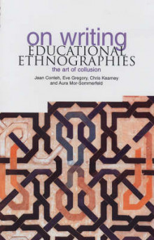 On Writing Educational Ethnographies av Jean Conteh, Eve Gregory, Chris Kearney og Aura Mor (Heftet)
