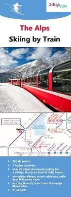 Omslag - The Alps - Skiing by Train