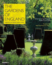 The Gardens of England av George Plumptre og Joe Swift (Innbundet)