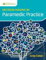 Omslag - Decision Making in Paramedic Practice