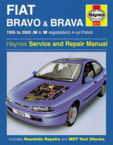 Omslag - Fiat Bravo and Brava (1995-2000) Service and Repair Manual
