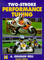 Omslag - Two-stroke Performance Tuning