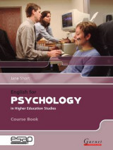 Omslag - English for Psychology in Higher Education Studies