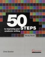 50 Steps to Improving Your Academic Writing Study Book av Chris Sowton (Kartonert)