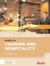 Omslag - English for Tourism and Hospitality Course Book + CDs