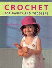 Crochet for Babies and Toddlers av Betty Barnden (Heftet)