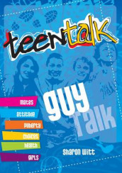 Teen Talk: Guy Talk av Sharon Witt (Heftet)