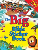 Omslag - The Big Bible Sticker Book