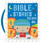 Omslag - Bible Stories for Boys (Blue)