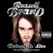 Doing Life av Russell Brand (Lydbok-CD)