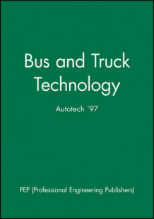 Bus and Truck Technology av PEP (Innbundet)