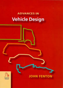 Advances in Vehicle Design av John Fenton (Innbundet)