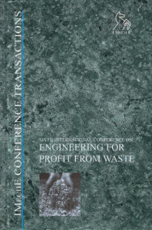 Engineering for Profit from Waste VI av IMechE (Institution of Mechanical Engineers) (Innbundet)