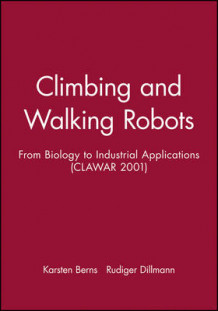 Climbing and Walking Robotics 2001 (Innbundet)