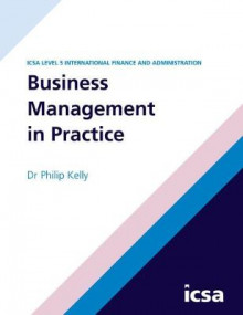 Business Management in Practice av Philip Kelly (Heftet)