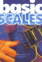 Basic Scales for Guitar av David Mead (Bok uspesifisert)