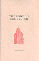 The London Companion av Jo Swinnerton (Innbundet)