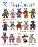 Omslag - Knit-A-Bear