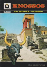 Omslag - Knossos - The Minoan Civilisation