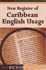 Omslag - New Register of Caribbean English Usage