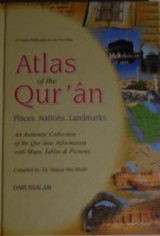 Omslag - Atlas of the Qur'an