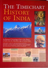 Omslag - Timechart History of India
