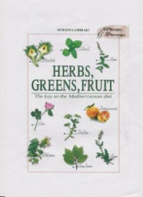 Omslag - Herbs, Greens, Fruit