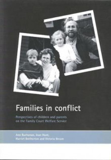 Families in Conflict av Ann Buchanan, Joan Hunt, Harriet Bretherton og Victoria Bream (Heftet)