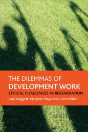 The dilemmas of development work av Paul Hoggett, Marjorie Mayo og Chris Miller (Heftet)