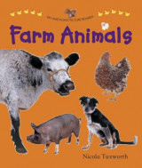 Omslag - Say and Point Picture Boards: Farm Animals