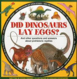 Omslag - Did Dinosaurs Lay Eggs?