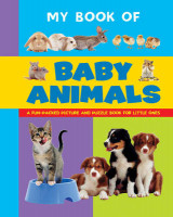 Omslag - My Book of Baby Animals