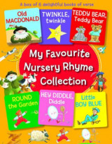 Omslag - My Favourite Nursery Rhyme Collection
