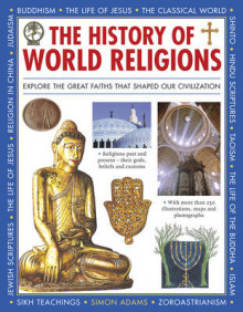 The History of World Religions av Simon Adams (Innbundet)