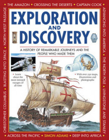 Exploration and Discovery av Simon Adams (Innbundet)