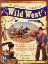 Omslag - The Amazing History of the Wild West