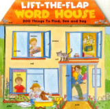 Omslag - Lift-the-Flap Word House