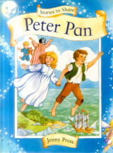 Omslag - Stories to Share: Peter Pan