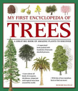 Omslag - My First Encyclopedia of Trees
