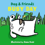 Omslag - Dog & Friends: Busy Day